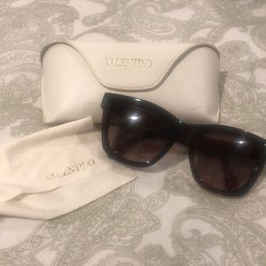 Red Valentino stud sunglasses